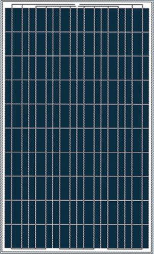 供应260W的多晶硅太阳能板