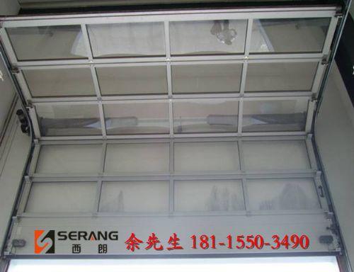 杭州西朗4s展厅提升门、透明提升门批发
