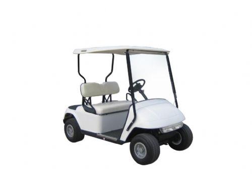 2座电动高尔夫观光车