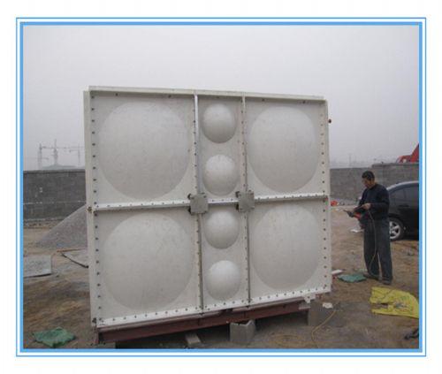 玻璃钢生活水箱价格_【五屹】玻璃钢水箱质保二年终身维护