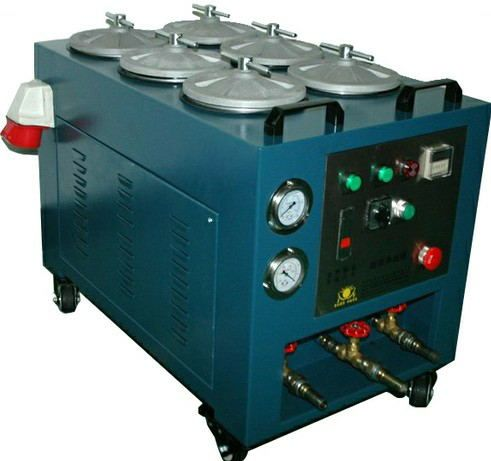 BRH16-6高精密液压油滤油机