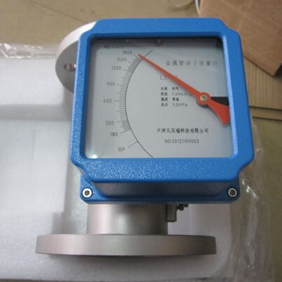 DN80耐腐蚀电远传金属管转子流量计