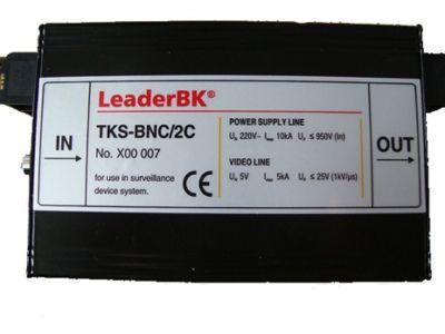 防雷产品/二合一视频防雷器/河南信号防雷器