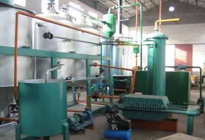 贝斯德油脂机器品质卓越