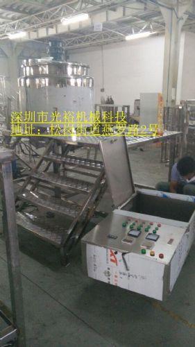 小型洗衣液成套生产设备洗衣液的机器