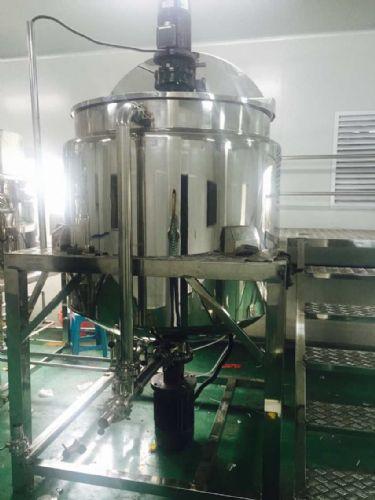 小型多功能生产洗衣液的设备提供配方
