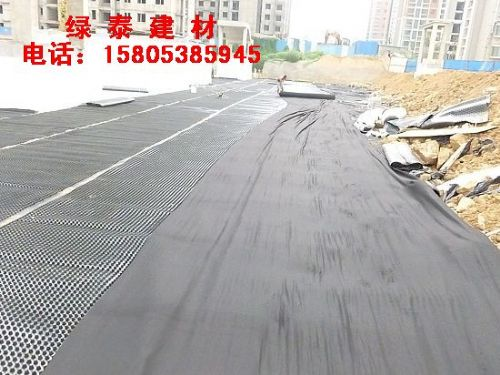 衡阳地下室绿化排水板;园林景观排水板15805385945