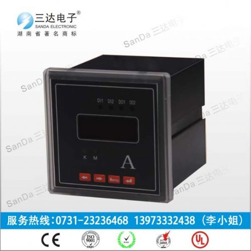 PD204I-9D4电流电压表-三达PD204I-9D4品牌