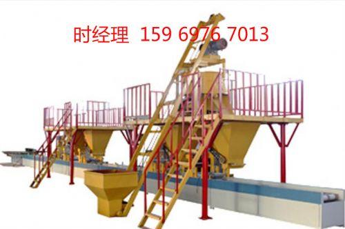防火板生产线,玻镁板生产线,外墙保温板生产设备
