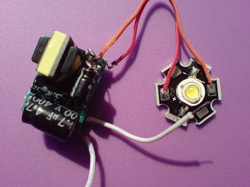 采用交流电源的LED调光电源技术解析