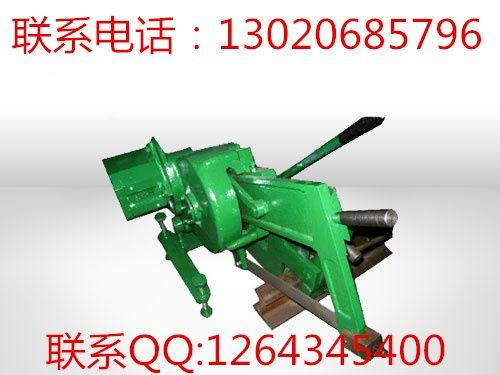 庆安厂家直销锯轨机矿用气动锯轨机