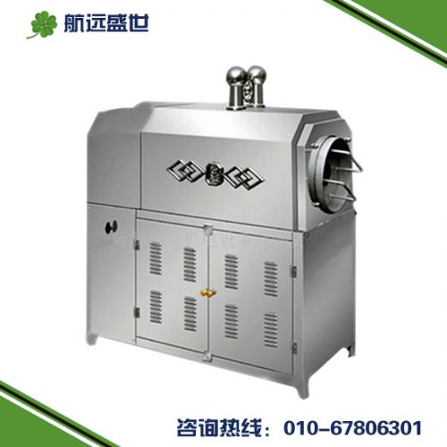 炒咖啡豆机器|滚筒式炒板栗机|炒大豆机器|北京炒大豆机