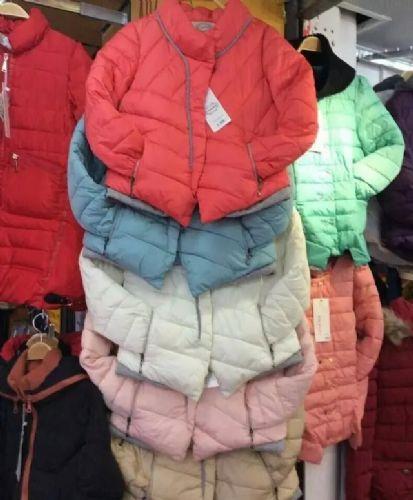 时尚女装羽绒服低价批发厂家直销最便宜的女式羽绒服低价批发