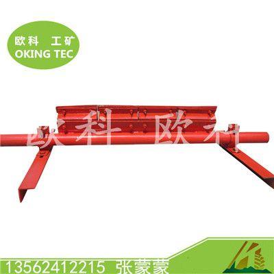 H型合金橡胶清扫器 头道合金清扫器 DT系列合金橡胶清扫器