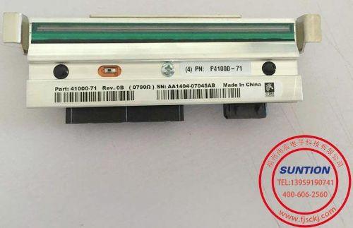 供应厦门斑马 ZT410/ZT420打印头