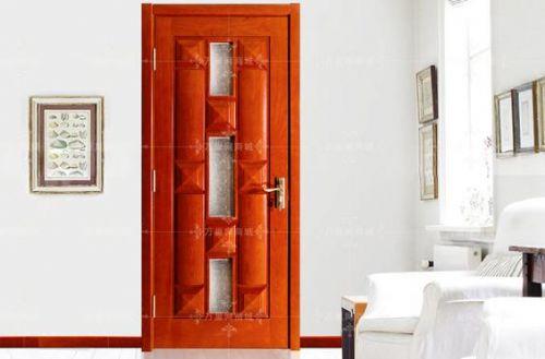 河南鹤壁镶花玻璃烤漆门做的最好的厂家的KTV平板烤漆门价格