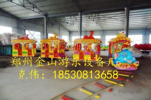 儿童小火车厂家直销大象轨道小火车认证厂家乘坐人数多少钱