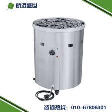 石头烤腊肠机器|黑石头烤肉肠炉|阿里山石头烤肠机|烤糯米肠机器