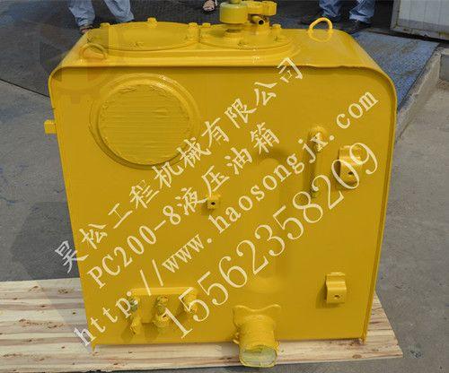 现货出售小松挖掘机pc200-8mo液压油箱