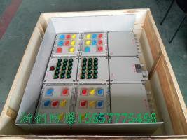 BXM51防爆动力配电箱