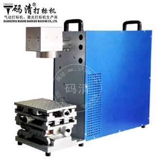 激光打标机采用激光加工具有广泛的适应性