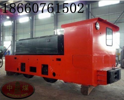 矿山牵引电机车厂家 2.5吨蓄电池电机车 矿用电瓶车