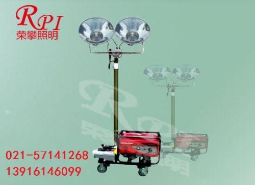 上海制造:SFW6110C 全方位遥控自动泛光工作灯 厂家定做