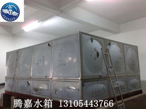 腾嘉不锈钢水箱价格顶尖的安装售后队伍