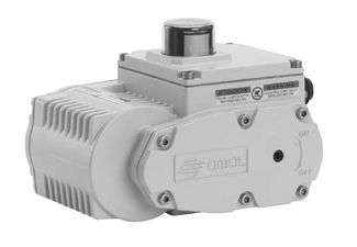 OMAL大扭矩气动执行器