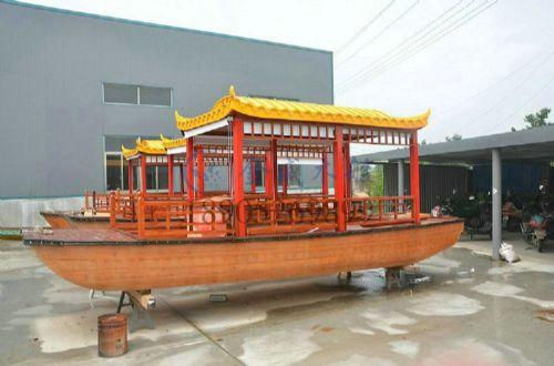 都是以传统木工工艺为基础,代代承传的手工制作方法,精心设计制造木船