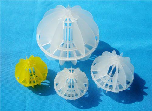 塑料多面球