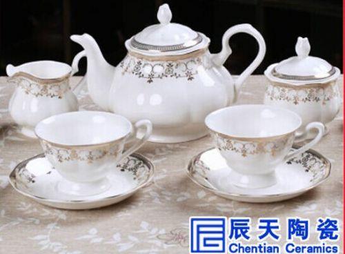 供应家居用品高档陶瓷咖啡具咖啡杯