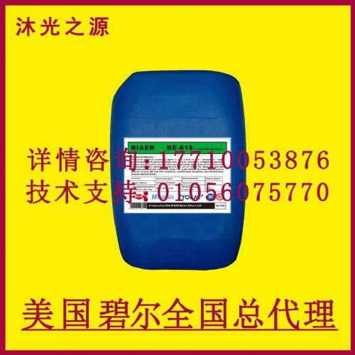 美国BIAER碧尔反渗透杀菌剂BE-611 RO膜专用非氧化杀菌
