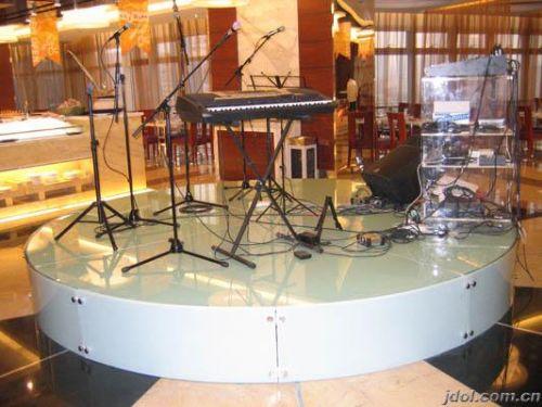 深圳酒店舞台升降机