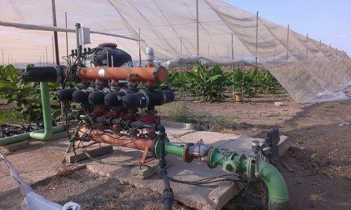 以色列阿科ARKAL猕猴桃滴灌喷灌过滤器