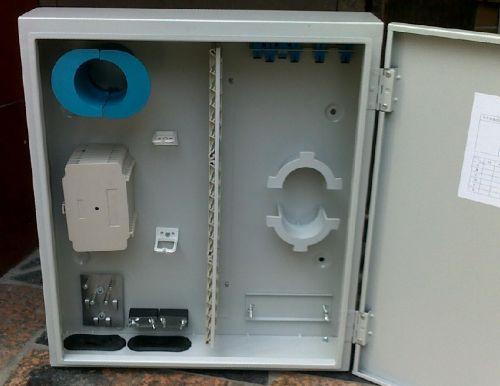 光纤分纤箱、SMC分光器箱、SMC插卡式光纤分纤箱