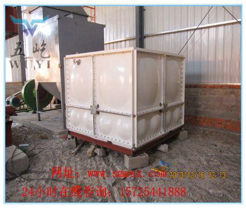 五屹玻璃钢组合式人防水箱_提高生产技术,完善设备品质