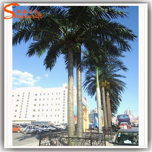 产品供应 仿真椰子树价格  香港(广州)松涛工艺仿真树公司 |  产品