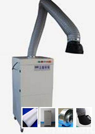 移动式焊烟净化器,北京焊接除尘设备