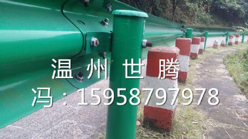 江西高速公路波形护栏 热镀锌护栏板 可单独购买波形护栏配件 修