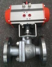 Q641H/F气动不锈钢球阀