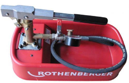 供应ROTHENBERGER手动试压泵/大流量手动试压泵