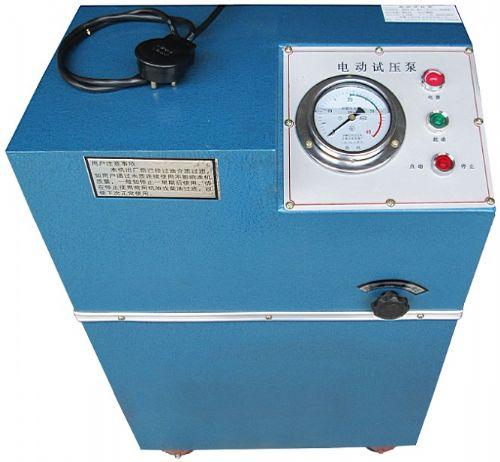 供应DXY-2.5高压电动试压泵/大流量电动试压泵