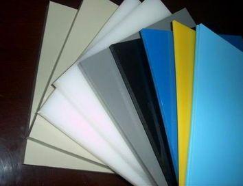 焊接加工~耐酸耐碱防腐的污水处理设备材料PP板
