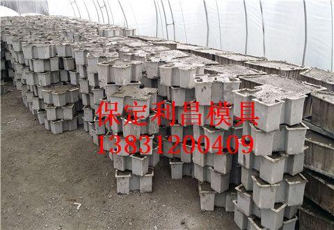 河道连锁护坡塑料模具