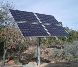 供应90W太阳能路灯组件