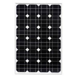 厂家直销50W太阳能路灯板