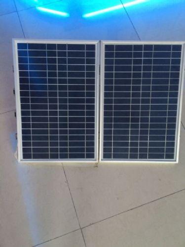 厂家供应50W太阳能杀虫灯组件