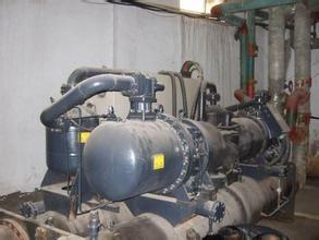 北京收购报废空调 溴化锂中央空调 水冷机组