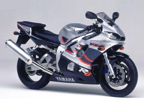 雅马哈R6摩托车跑车